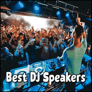 Best DJ Speakers 1