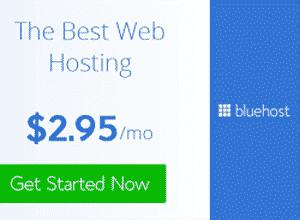 Bluehost Hosting 1