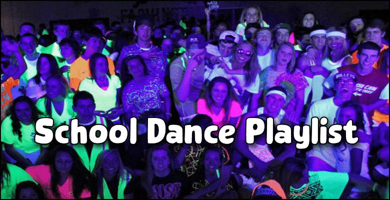 School Dance Playlist