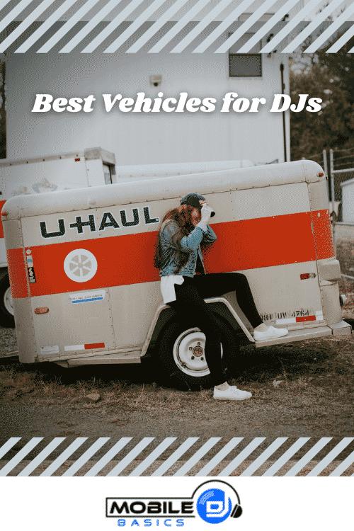 Best Vehicles for mobile DJs  2021