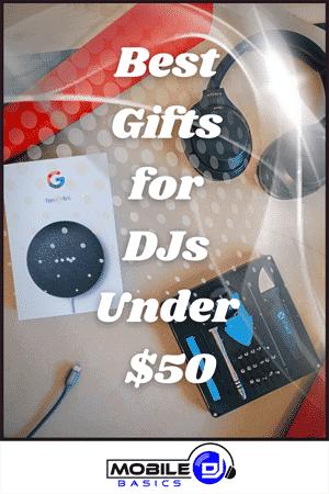 Best Gifts for DJs Under