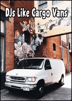 Best Cargo Van for Mobile DJs 2021
