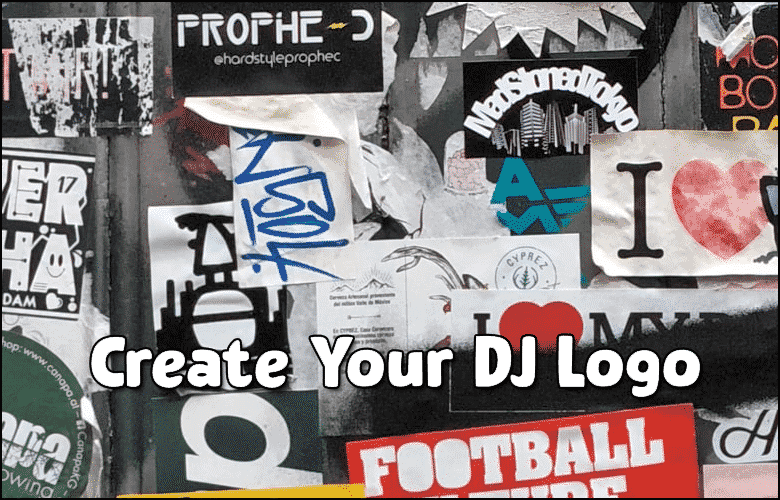 Create Your own Free DJ Logo Using Fiverr