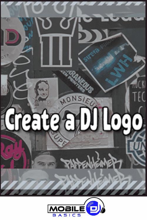 Create a DJ Logo