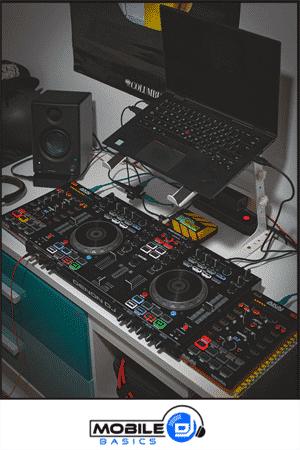 DJ Laptop Stand 2021 - Home DJ Setup