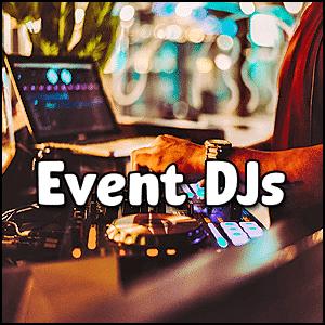 Event DJs | DJ Stands for?