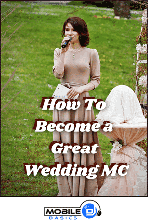How To Become a Great Wedding MC 2021