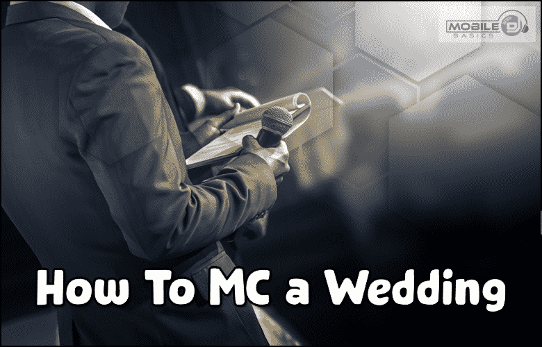 How to MC a Wedding 2021