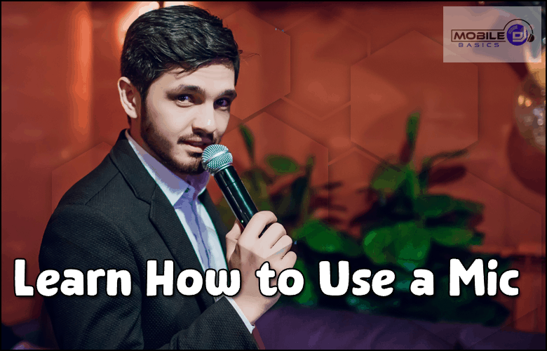 How to MC a Wedding - Learn to Use a Mic