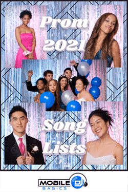 Prom 2021 Song Lists