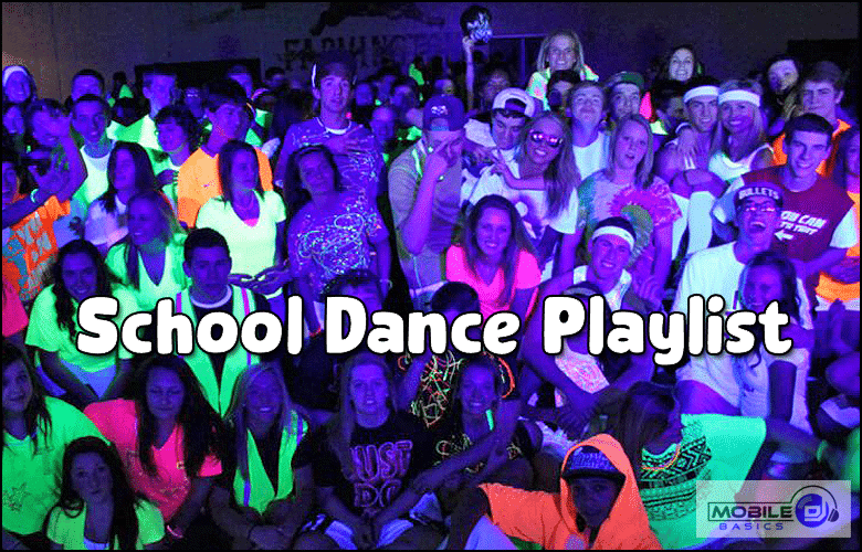 School Dance Playlist 2021