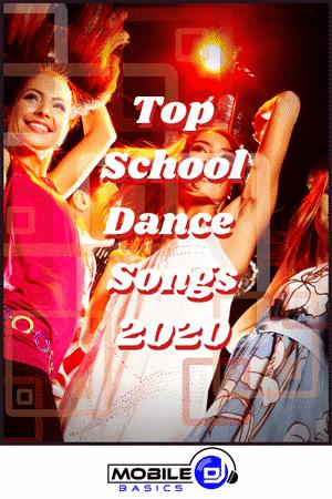 Top School Dance Songs 2020