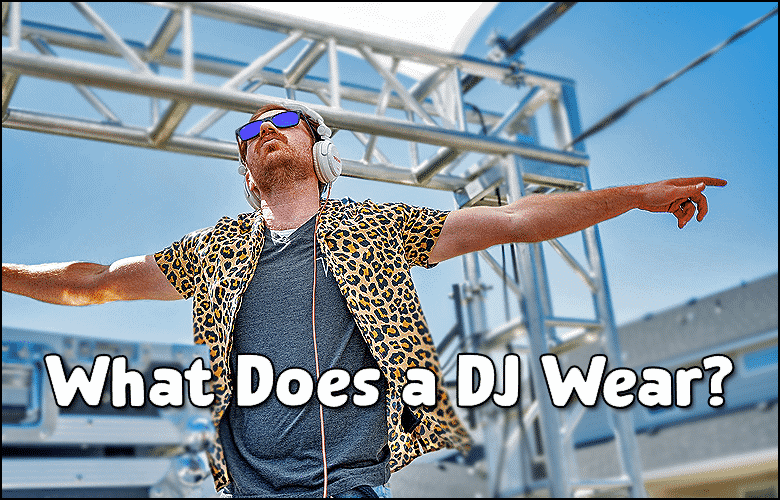 What Does a DJ Wear to a wedding