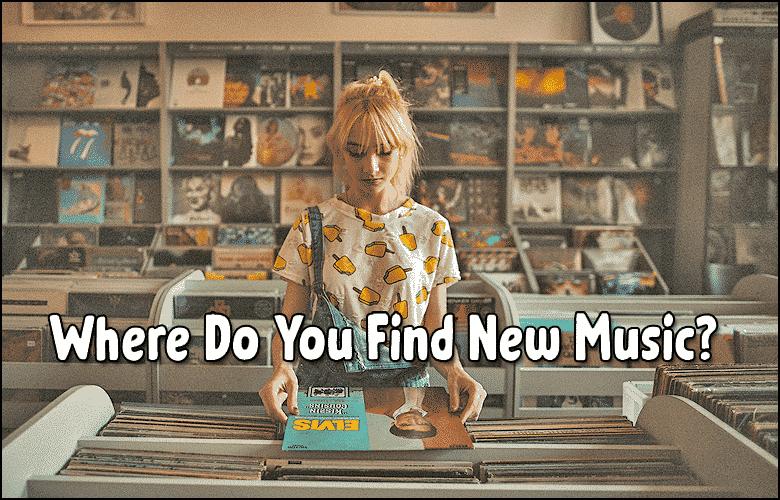 Where do DJs Find New Music