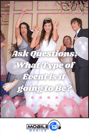 Ask Questions DJ