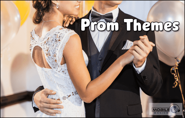 Best Prom Themes 2021