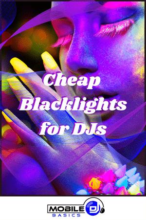 Cheap Black lights for DJs 2021