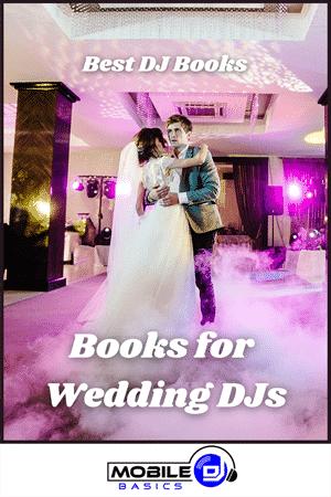 Best Books for Wedding DJs