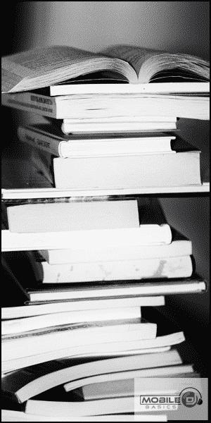 Book List for DJs