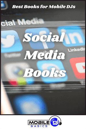 Social Media Books for Mobile DJs