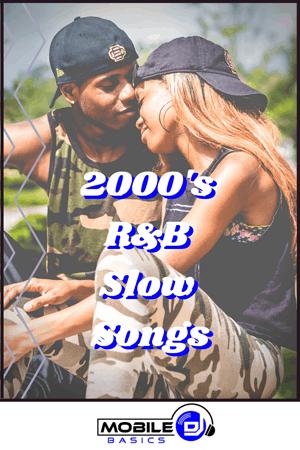 2000's R&B Slow Songs